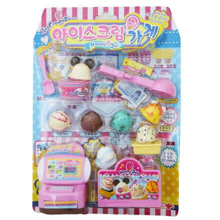 【敵富朗超巿】冰淇淋吊卡 0