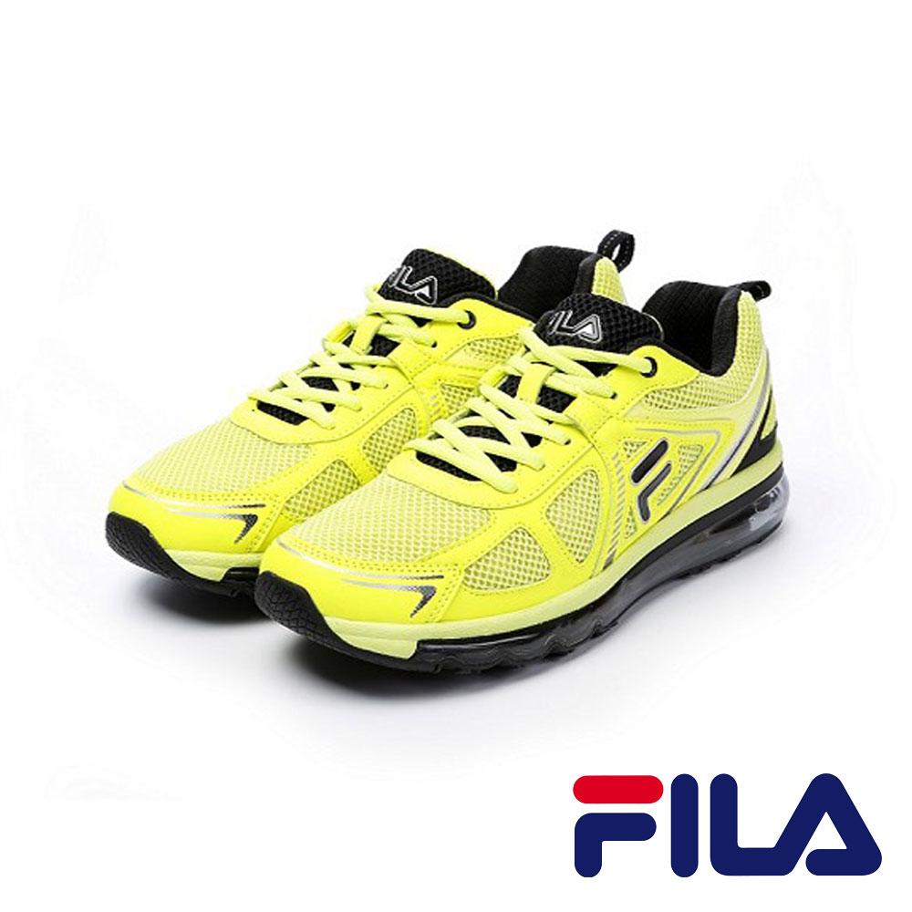 FILA 男款機能全氣墊慢跑鞋 J925P-900 0