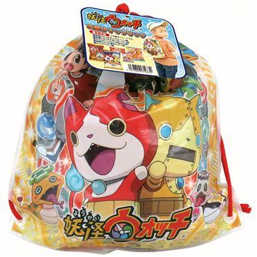 有樂町進口食品 日本期間限定 妖怪手錶後背袋 4977629615983