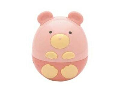 日本【ToyRoyal 樂雅】小熊不倒翁 0