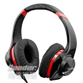 【曜德視聽】DENON AH-D320 紅色 強勁重低音 搖滾尖峰 智慧型手機通話 ★免運★送收納袋★