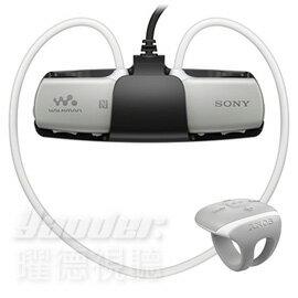 【曜德視聽】SONY NWZ-WS613 白色 防水無線隨身聽 4GB 藍芽支援手機通話 ★免運★送收納盒+耳塞★