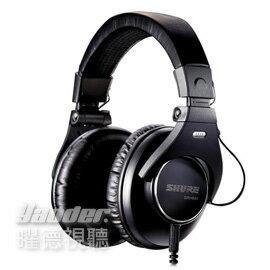 【曜德視聽】SHURE SRH840 專業監聽型 耳罩式耳機 摺疊設計 ★免運★送收納袋★