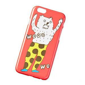 日本 Iroha  iPhone 6 金箔手機? -橘紅小怪物嘶吼