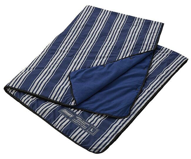 ~鄉野情戶外用品店~ Coleman ^|美國^| 戶外多用途毛毯-L/毯子 露營毯/CM