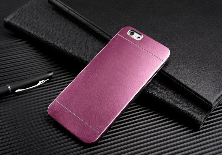 Funda Caercasa Aluminio iPhone 6 4,7 Pulgadas Calidad Premium 5