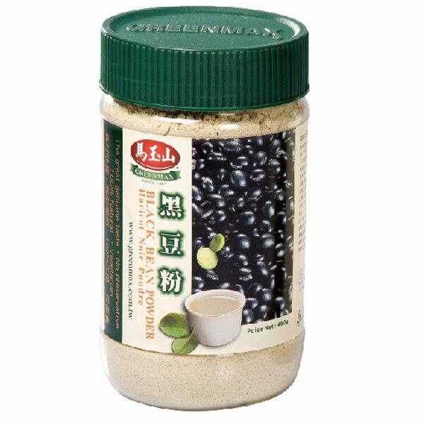 【馬玉山】黑豆粉400g