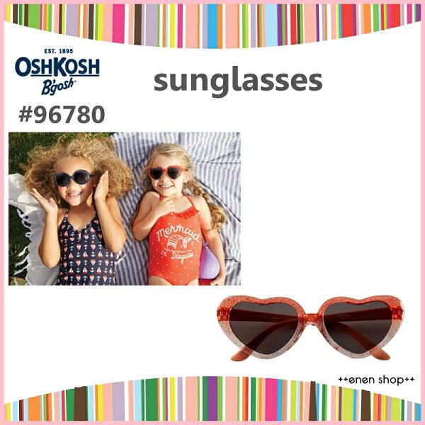 Enen Shop @OshKosh B'gosh 愛心造型眼鏡/太陽眼鏡/墨鏡 #96780 2T-6T