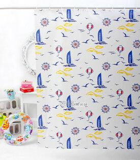 《喨晶晶生活工坊》台製 PEVA 防水浴簾˙隔間簾、乾溼分離 180*200、3F855