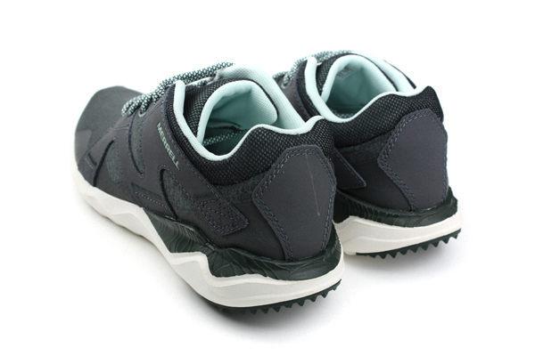 MERRELL 戶外運動鞋 女鞋 灰綠色 2