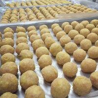 櫻桃小丸子週邊商品推薦【四季肉舖】地瓜雞肉丸子- 毛孩子寵物鮮食