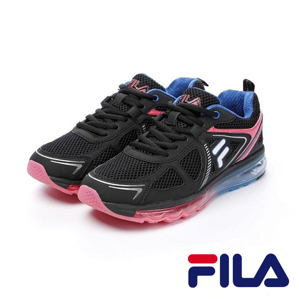 FILA 女款機能全氣墊慢跑鞋 J925P-023 1