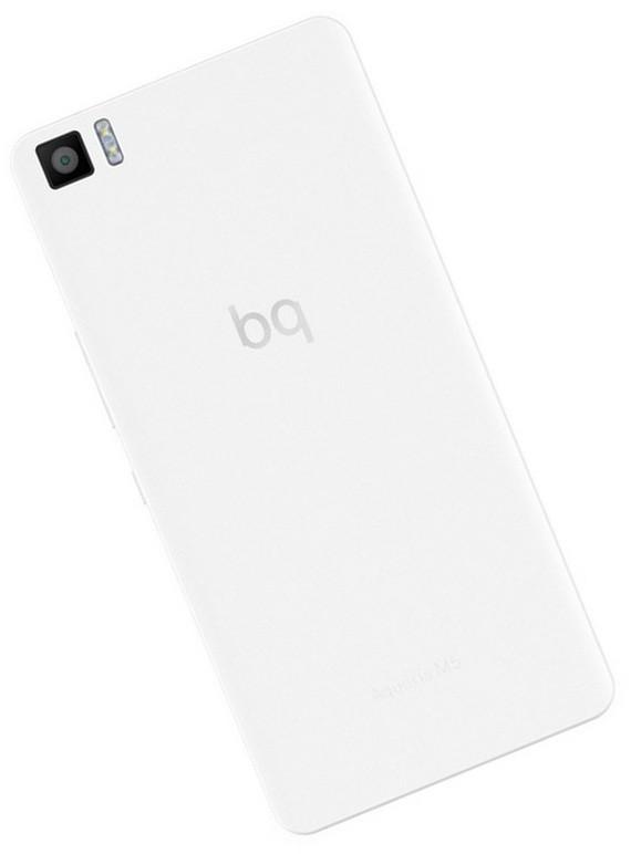 BQ AQUARIS M4.5 4G 8GB BLANCO. SMARTPHONE LIBRE 2