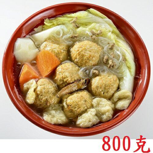 【蓮華生素食坊】紅燒獅子頭湯 調理包 800g/包