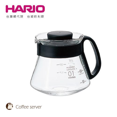 【HARIO】V60經典36咖啡壺 / XVD-36B