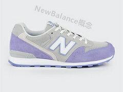 New Balance 996新配色淺灰紫色 女鞋