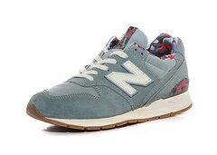 New Balance 996迷彩淺藍色 男女情侶鞋