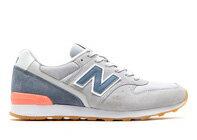 New Balance 996新配色灰色 女鞋