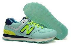 New Balance WL574ILA海洋2代 女鞋