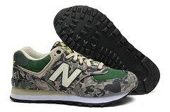 New Balance 574都市音浪迷彩 情侶鞋