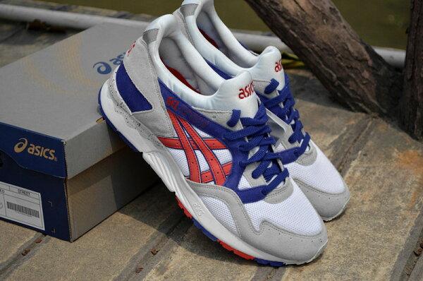 亞瑟士Asics Gel Lyte V5 阿斯克斯h400n-0123 男女復古跑鞋