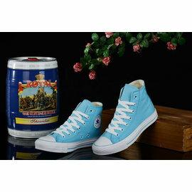 Converse/匡威 小時代-炫色人生 F8061 女生板鞋 運動休閒鞋 慢跑鞋(寶藍色35-39)