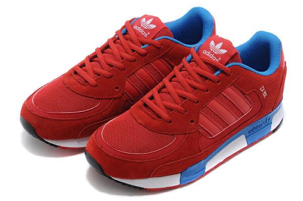 Adidas 愛迪達 ZX850 酒紅 男女情侶鞋