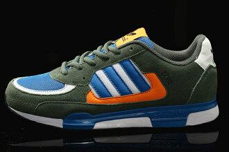 Adidas 愛迪達 ZX850三葉草 李敏鎬 金嘆款 軍綠寶藍 男鞋