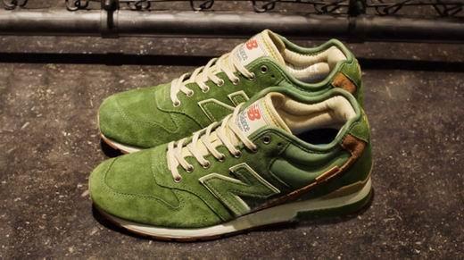 New Balance/新百倫MT580FXX999/996男鞋女鞋運動鞋陳冠希迷彩跑步鞋(綠色)