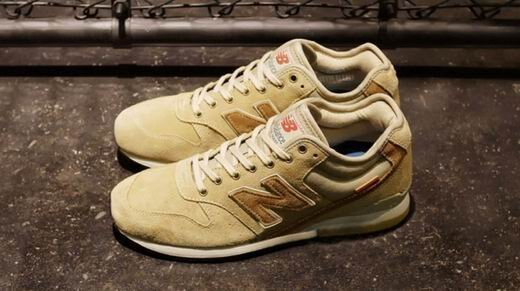 New Balance/新百倫MT580FXX999/996男鞋女鞋運動鞋陳冠希迷彩跑步鞋(米黃色)