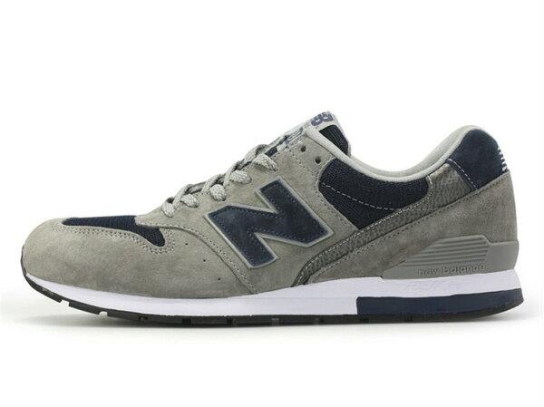 New Balance/新百倫 MRL996BP 996-12復古鞋 男女鞋 運動休閒鞋 慢跑鞋(灰色36-44)