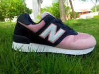 New Balance 美國慢跑鞋/跑步鞋推薦New Balance 670粉紅三文魚 女款