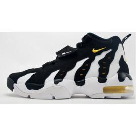 Nike/耐克 Air DT Max96 GS 奶牛籃球鞋 情侶運動休閒鞋(黑白36-44)