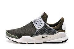Nike Fragment Design Sock Dar t 藤原浩 墨綠/潑墨728748-300 男女情侶款