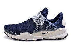 Fragment Design x Nike Sock Dart 藤原浩 深藍/白728748-400 男女情侶款