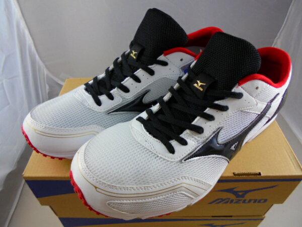 [陽光樂活] MIZUNO 美津濃 馬拉松鞋 3~10km 競速馬拉松接力賽專用 U1GD154009