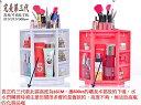 最新3代款 韓國360度旋轉化妝品收納盒 收納架 旋轉置物架 可放高瓶化妝品 3代款