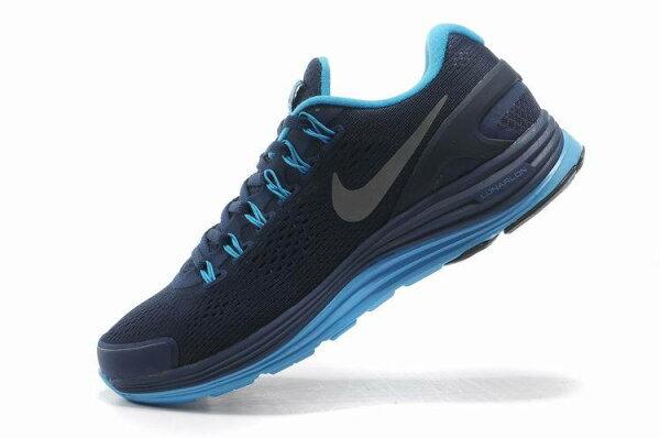 NIKE Lunarglide 男鞋 網布透氣慢跑鞋子 運動鞋休閒鞋 US 7-11