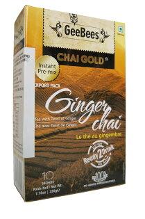 Chai Gold Ginger Tea Premix (Sweetened)