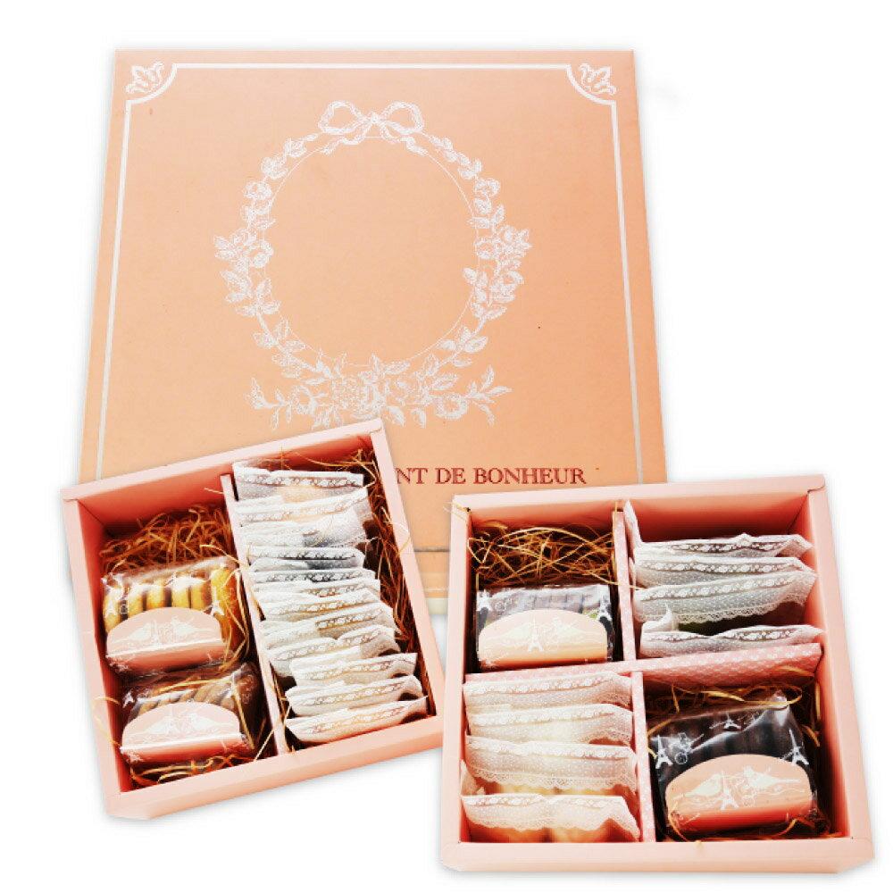 F.歐式 花園城堡-幸福禮盒 手工餅乾 - 限時優惠好康折扣