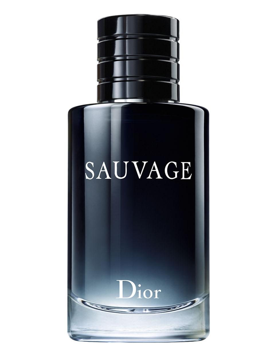 Dior Sauvage men Eau de Toilette 100 ml 0