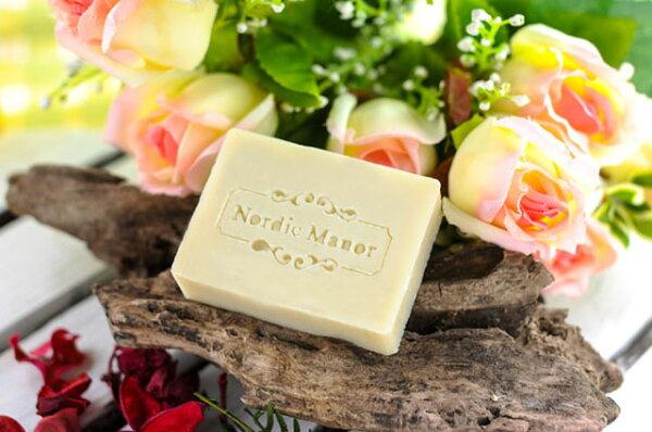 北歐莊園 植萃茶樹精油皂(台灣製造) (買三送一) 全身/一般肌膚,手工皂/手作皂/手工香皂/手工肥皂