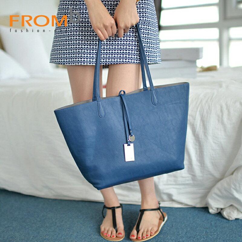 韓國正貨通勤時尚子母包