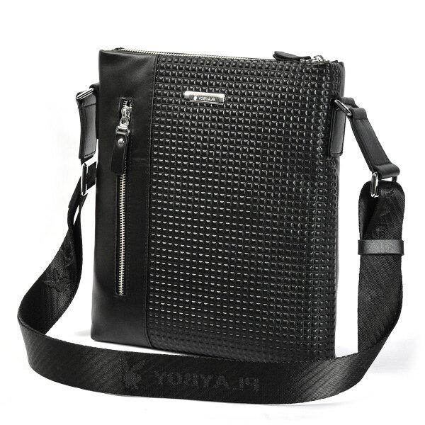 【橘子包舖P270364】PLAYBOY.側背包.牛皮.簡約.男用包包
