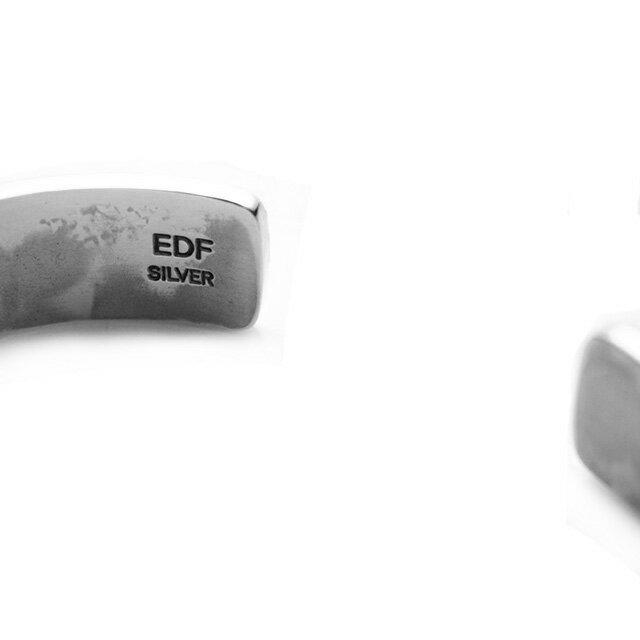 網路獨家【EDF】Stamp star 星星印花純銀手環 (BG-001) 2