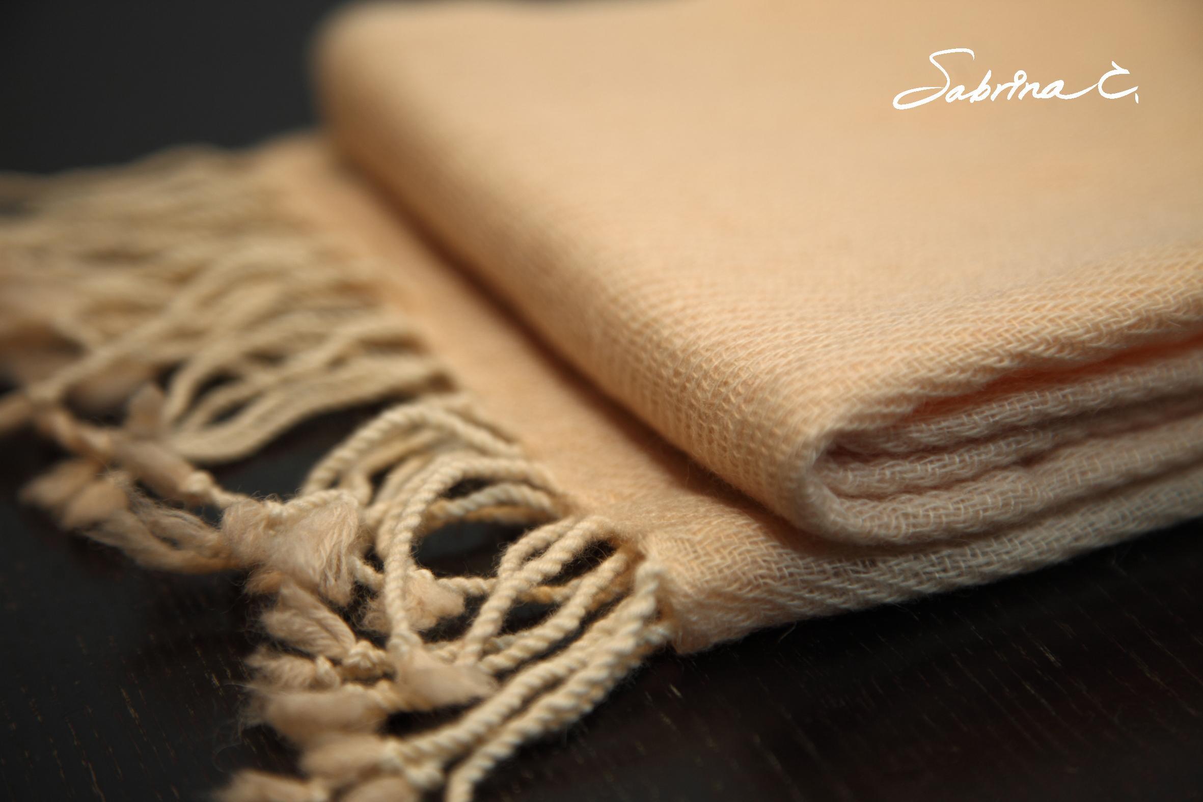 Cashmere迷你厚織圍巾^(14053^) ~  好康折扣