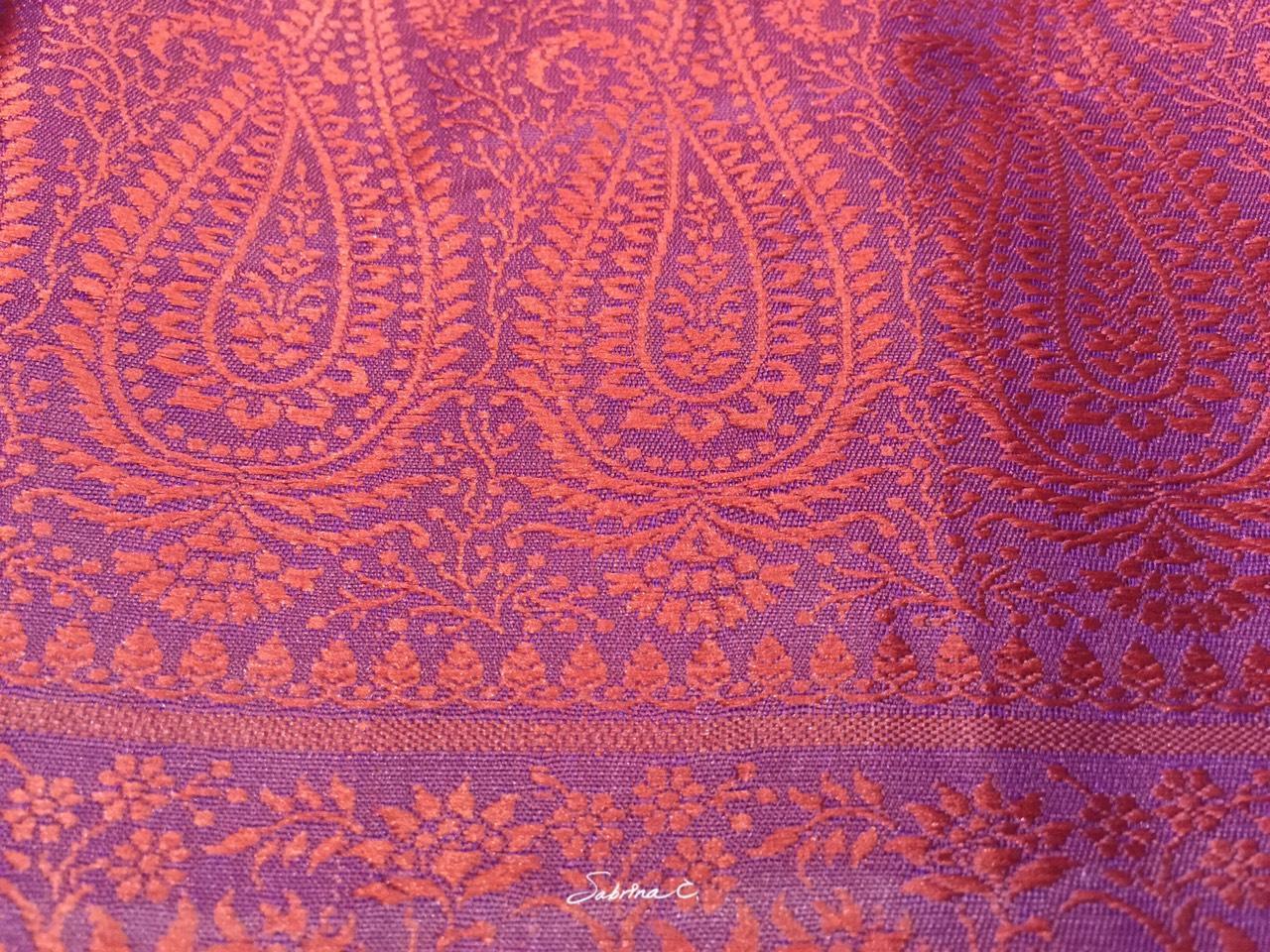 ~Sabrina C~印度宮廷絲巾^(21008^) ~  好康折扣
