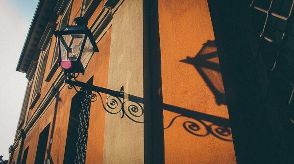 【世界旅行 大幅作品】阿努比斯的天秤-落陽街景(29009)