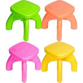 【淘氣寶寶】【CHING-CHING親親】小貓頭鷹兒童組合椅 (FU-28)(顏色隨機)