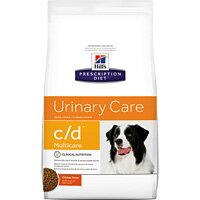 ★優逗★Hill's 希爾思 處方食品 犬用c/d 狗CD 泌尿道處方 17.6LB/17.6磅